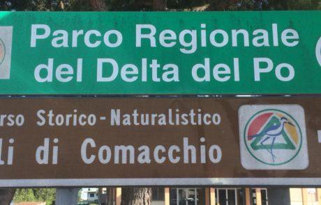 28.04.2018 Escursione alle Valli di Comacchio