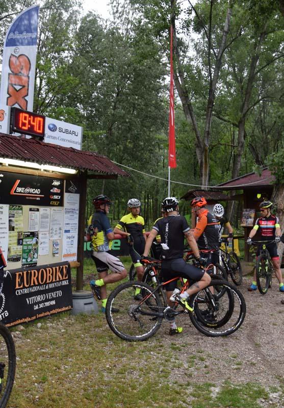 8 maggio 2018: Corso Tecnica Base MTB Presso BikeOffRoad di Castelfranco Veneto.