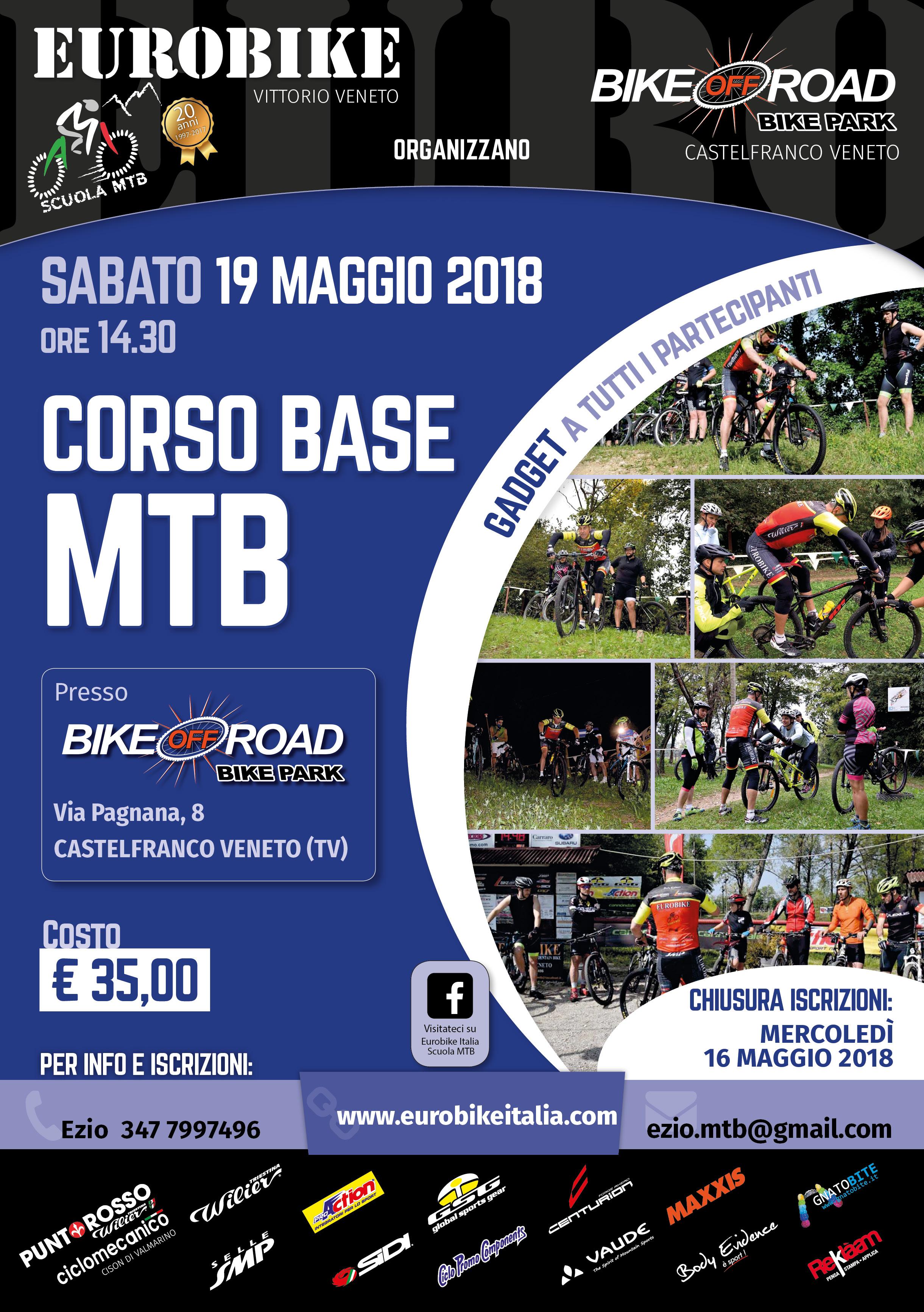 Locandina CORSO BASE MTB_19-05 2018