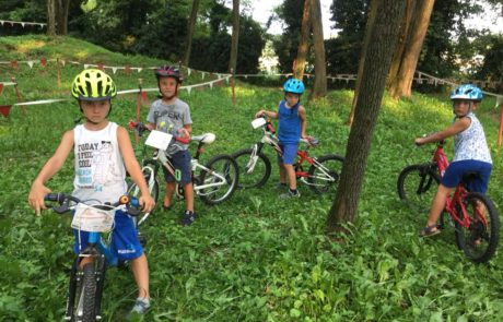 19/07/2018 Eurobike & Bikeoffroad Piccoli Junior Training Experience 2018