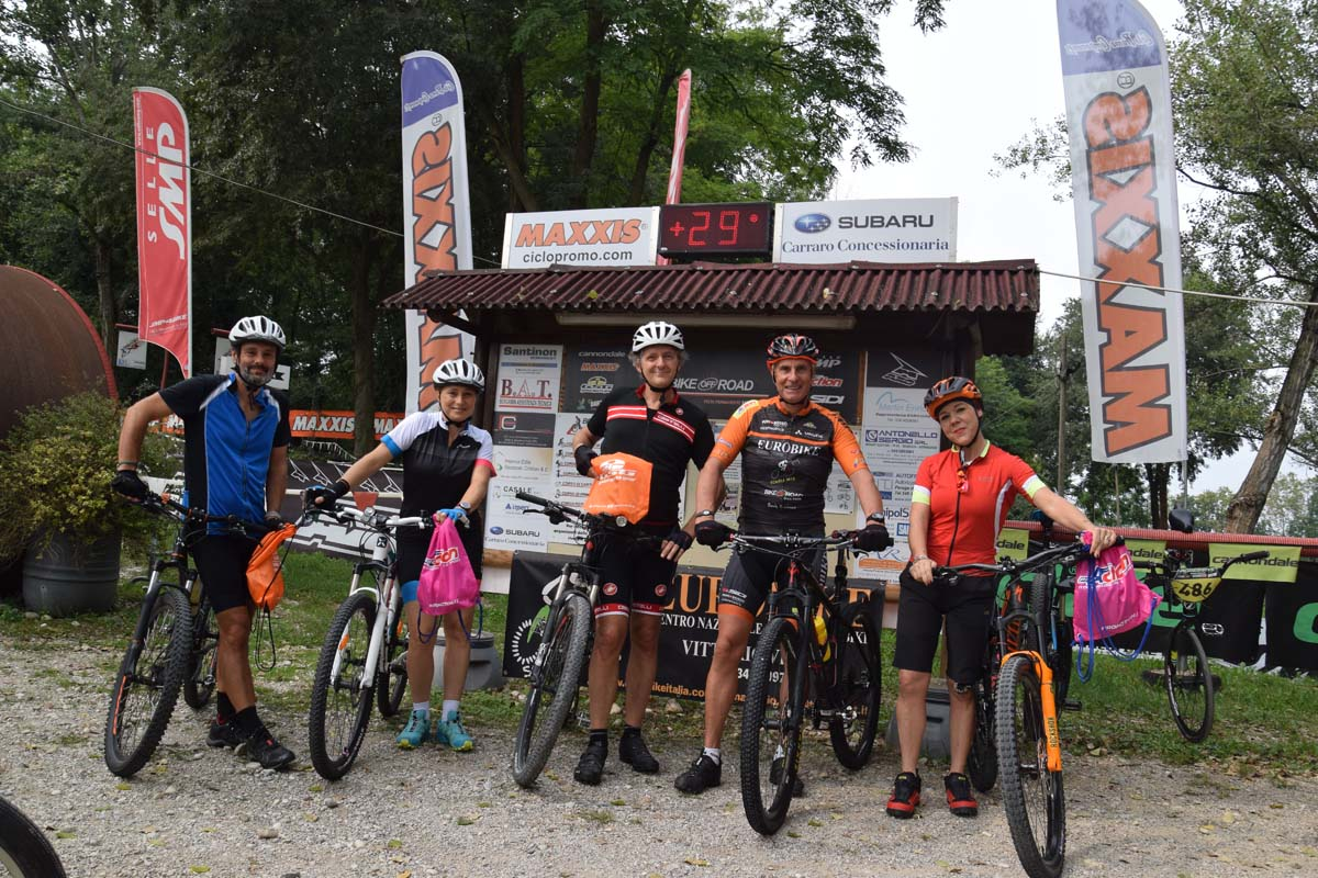 22.09.2018 Eurobike Corso Base Bike Park Bike Off Road a Castelfranco Veneto
