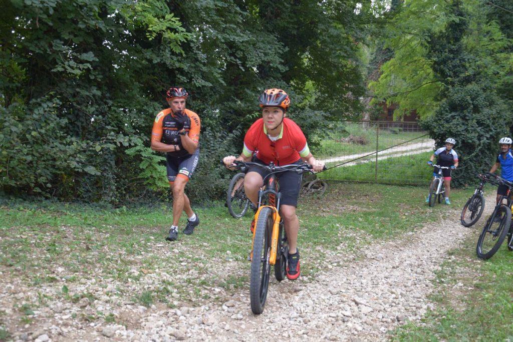 22.09.2018 Eurobike Corso Base Bike Park Bike Off Road a Castelfranco Veneto
