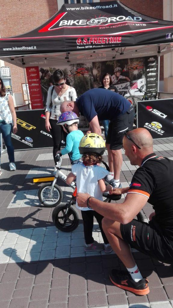 30.09.2018 Eurobike a Famigliarte - La Festa del bambino