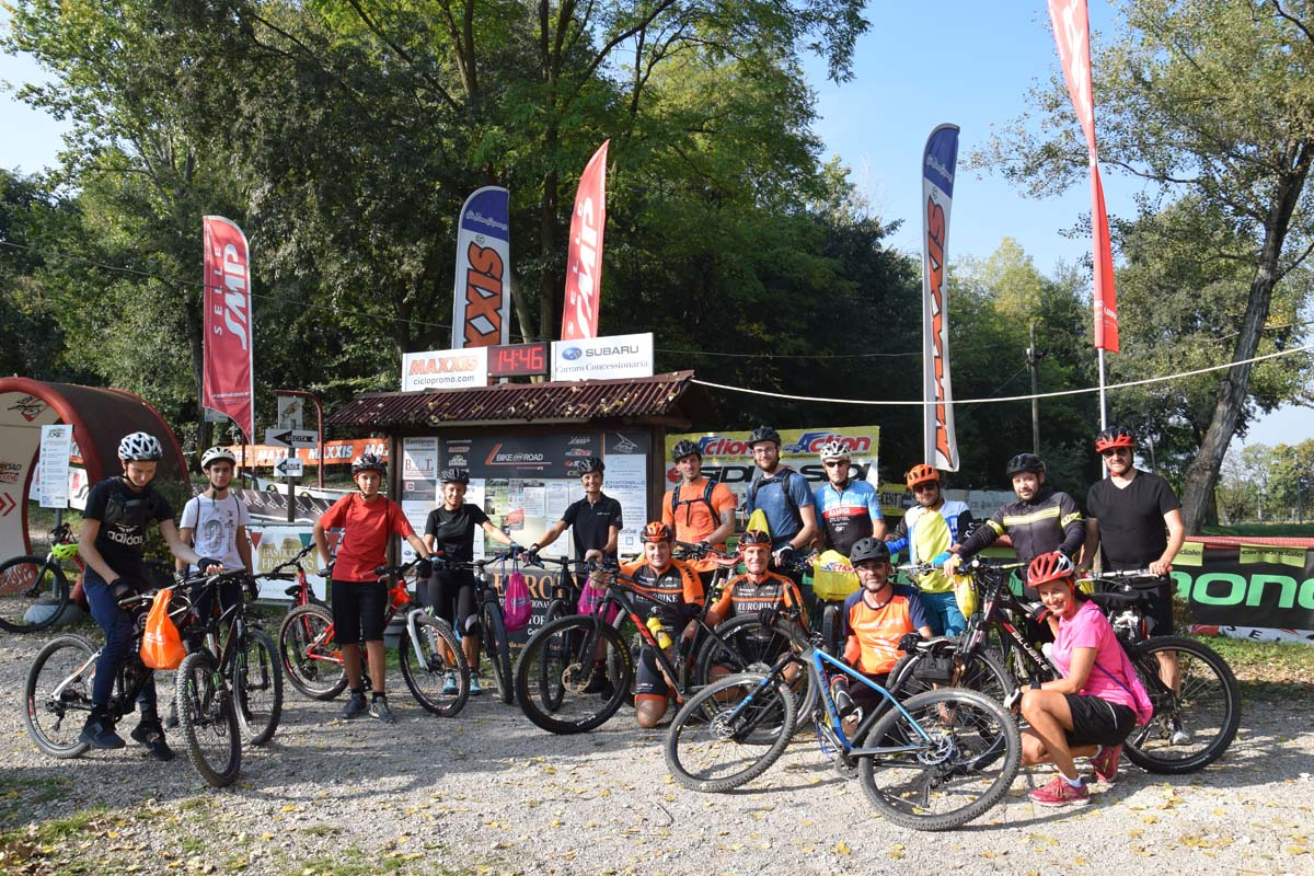 Eurobike Tecnica base Pista Bike Off Road 20.10.2018