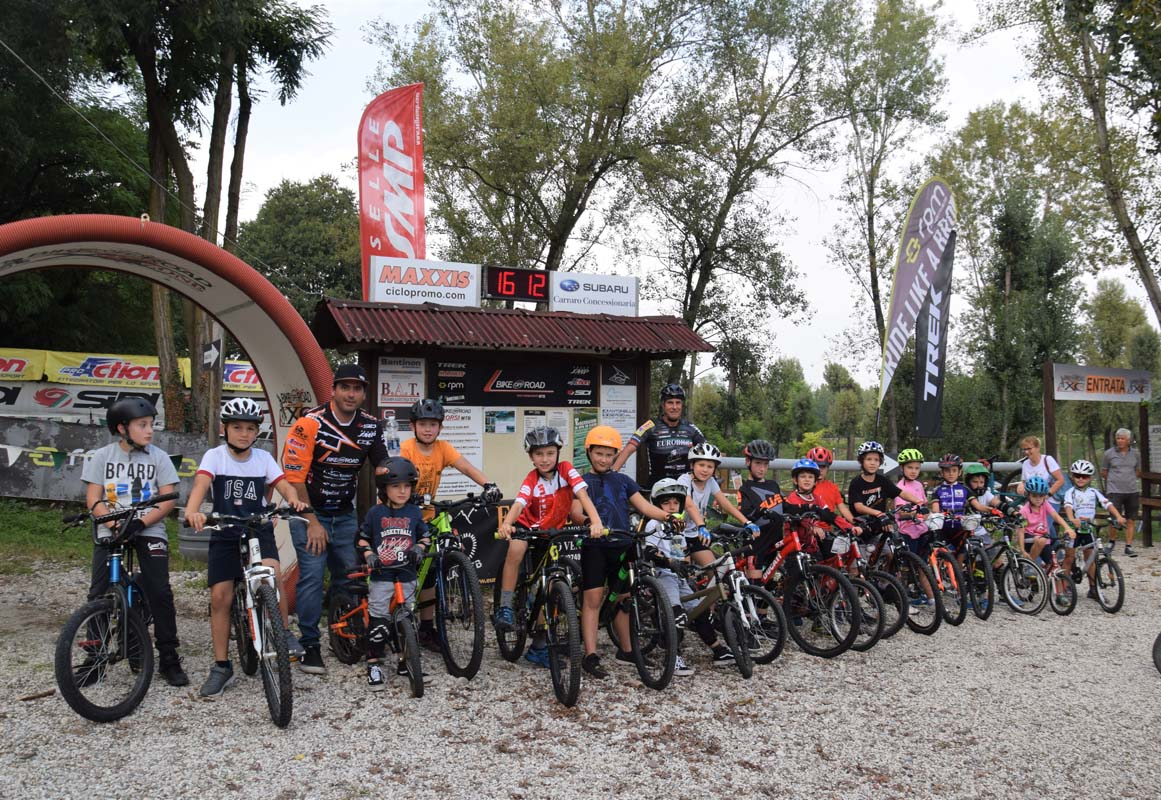 28.09.2019 Eurobike Corso Junior Training