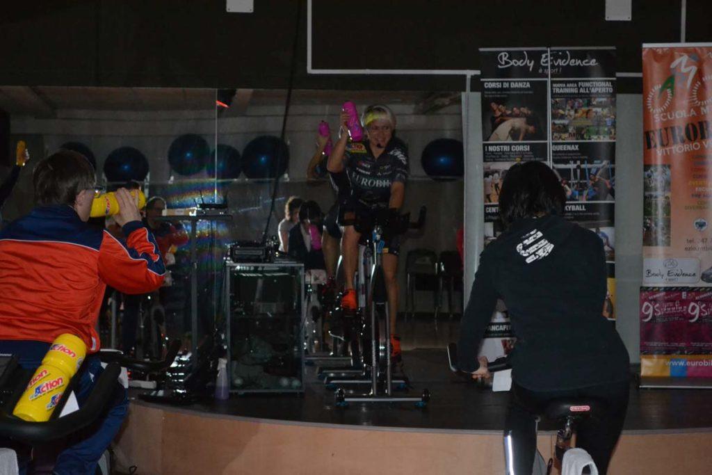 07.12.2019 Eurobike 2a Lezione del 9° Corso di Spinning