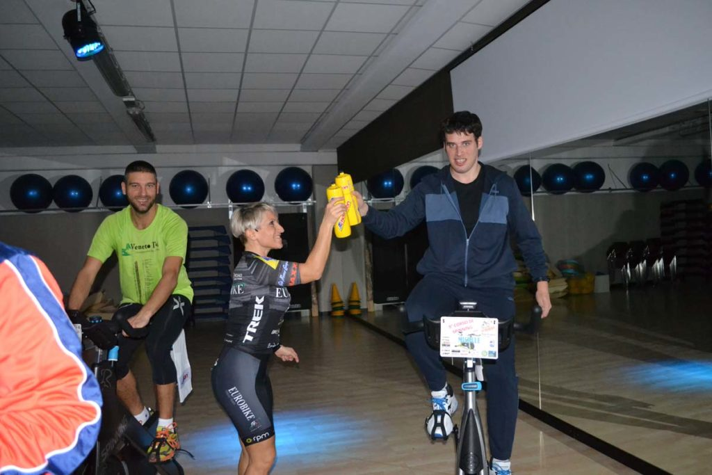 Corso di Spinning