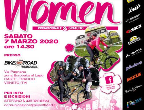 7 marzo 2020: Il Corso Base MTB Women