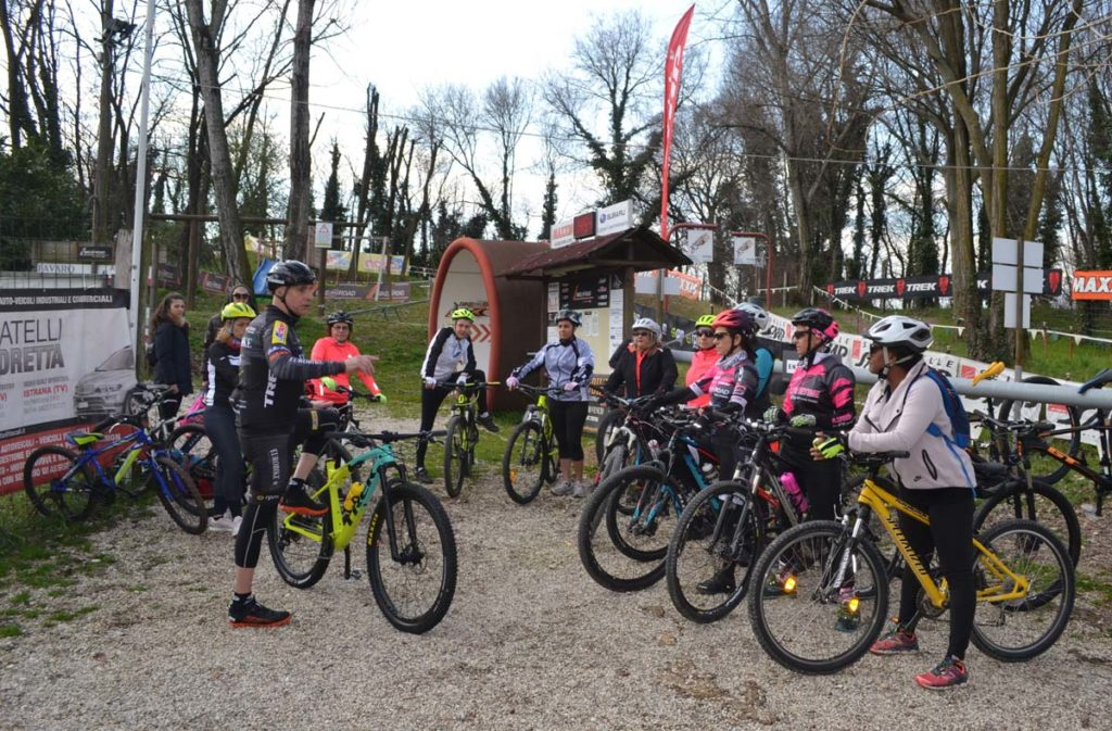 07.03.2020 Corso Base MTB Women