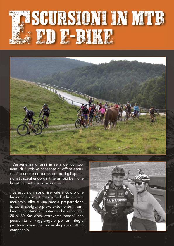 Eurobike Escursioni