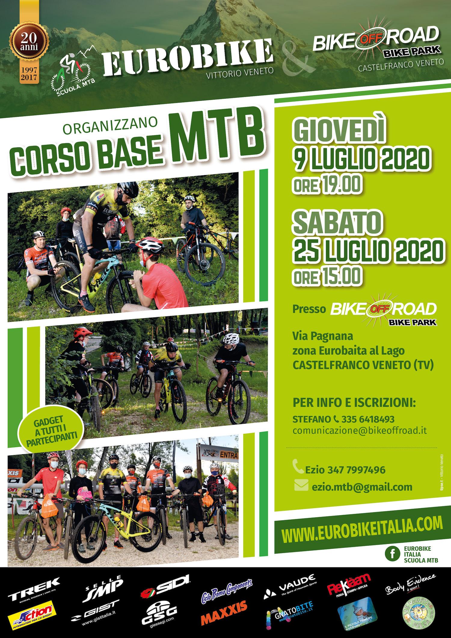 200704 CORSO BASE MTB luglio 2020