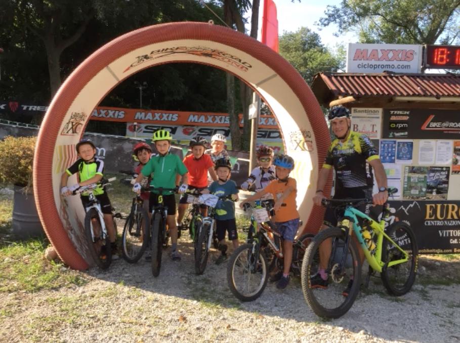 23.07.2020 - 3a lezione MTB Junior Eurobike