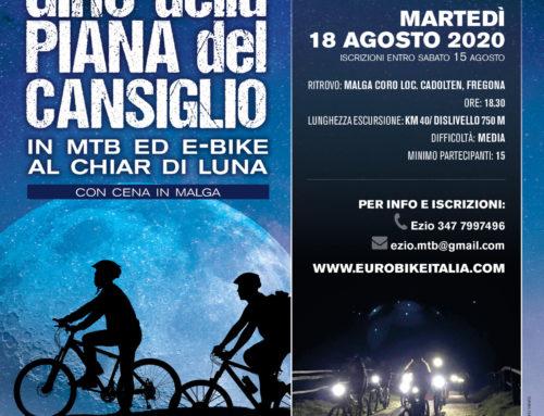 Agosto 2020: Notturna in Pian Cansiglio