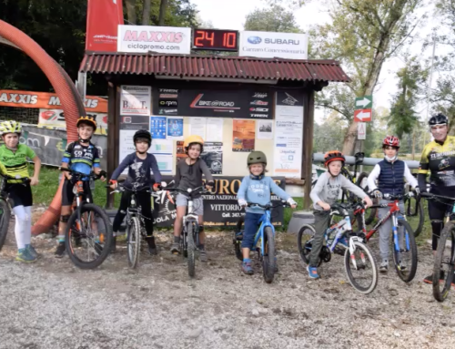 24/10/2020: Corsi Tecnica MTB Junior e Adulti