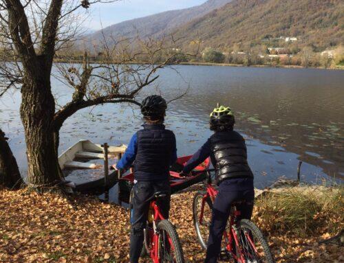 Weekend di fine novembre sui nostri laghi