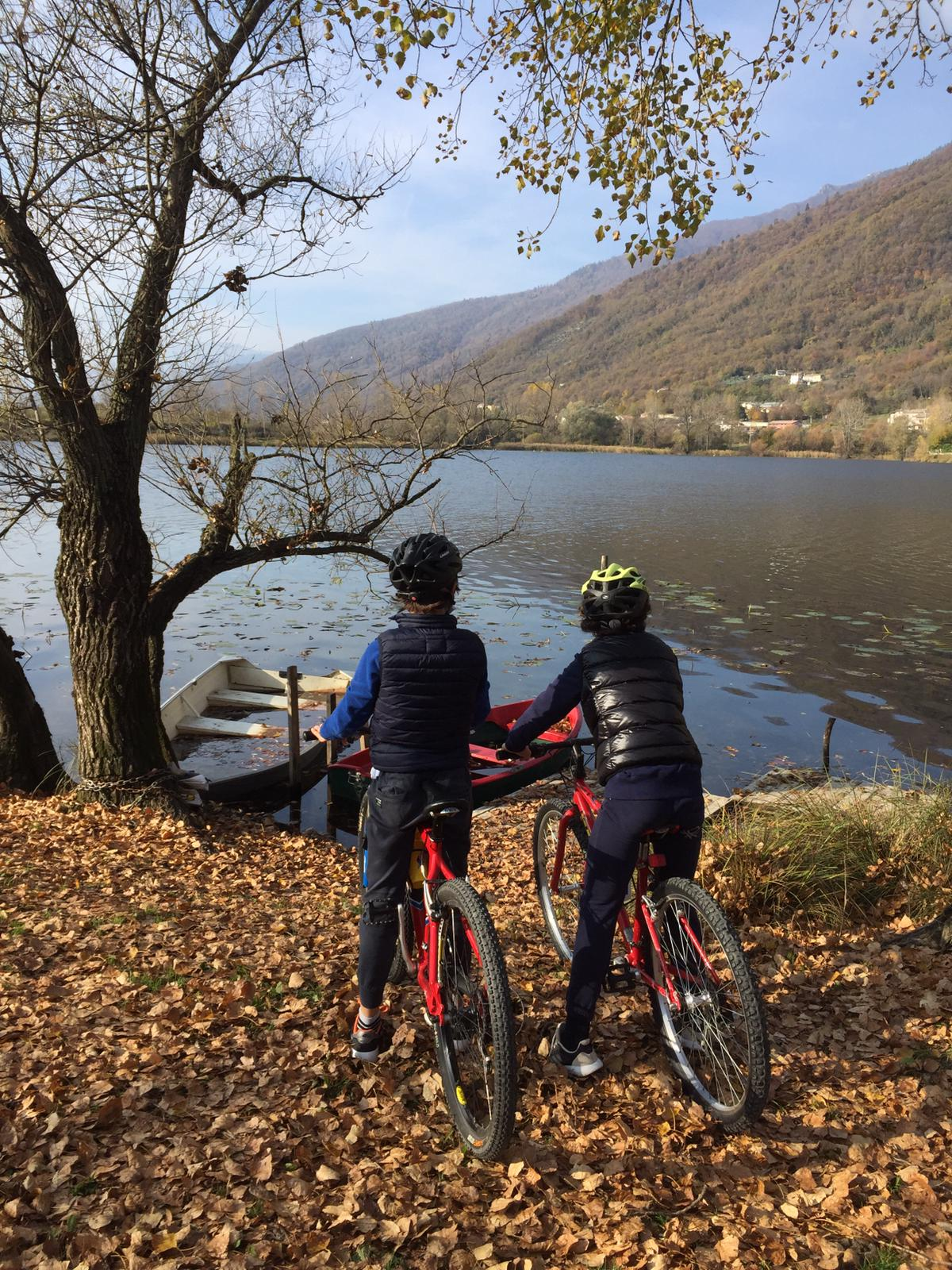 21.11.2020 Weekend sui nostri laghi