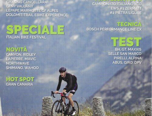 Eurobike sul Magazine 4Bicycle di ottobre 2020