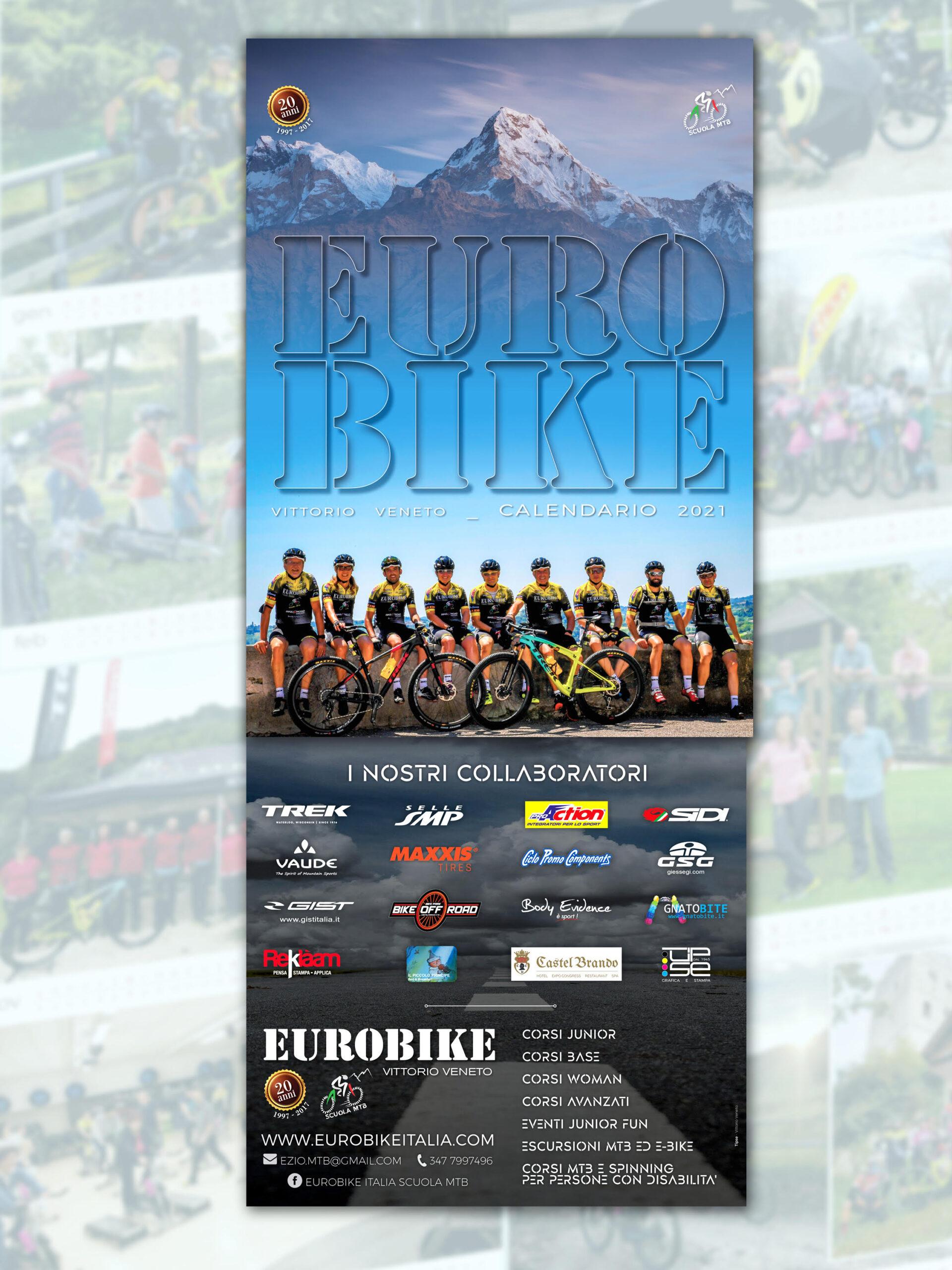 Calendario Eurobike 2021
